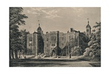 Charlton House, Kent, 1915 Giclee Print by James Holland
