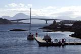 Skye Bridge, Highland, Scotland Photographic Print by Peter Thompson