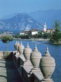 Isola Dei Pescatori, Lake Maggiore, Italy Photographic Print by Peter Thompson