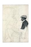 Prosperity - Stage I, C1920 Giclee Print by Warwick Reynolds
