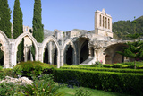 Bellapais Abbey, North Cyprus Photographic Print by Peter Thompson