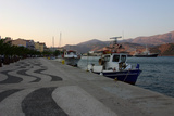 Harbour, Argostoli, Kefalonia, Greece Photographic Print by Peter Thompson