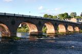 Old Bridge, Perth, Scotland Photographic Print by Peter Thompson