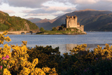 Eilean Donan Castle, Highland, Scotland Photographic Print by Peter Thompson