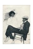 Prosperity - Stage Iii, C1920 Giclee Print by Warwick Reynolds