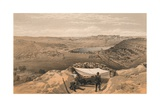 The Town Batteries or Interior Fortifications of Sebastopol, 1856 Giclee Print by Thomas Picken