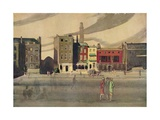 London in Spring, 19th Century, (1938) Giclee Print by George Sheringham