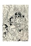Jeanne Darc at Orleans, C1895 Giclee Print by Eugene Samuel Grasset