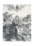 The Holy Family with the Dragonfly, 1495 Giclee Print by Albrecht Dürer