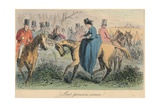 Most Pernicious Woman!, 1865 Giclee Print by Hablot Knight Browne