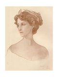 The Duchess of Portland, 1911 Giclee Print by Philip A de Laszlo