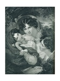 The Proposal, C1819 Giclee Print by Henry Meyer
