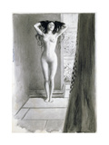 Aphrodite, 1896 Wydruk giclee autor Antoine Calbet