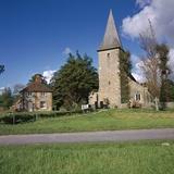 Bosham Church in Sussex, 9th Century Photographic Print by CM Dixon