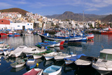 Harbour, Los Cristianos, Tenerife, Canary Islands, 2007 Photographic Print by Peter Thompson