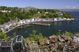 Tobermory, Isle of Mull, Argyll and Bute, Scotland Photographic Print by Peter Thompson