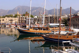 Harbour of Kyrenia (Girne), North Cyprus Photographic Print by Peter Thompson