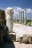 The Gymnasium, Salamis, North Cyprus Photographic Print by Peter Thompson