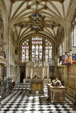 Beauchamp Chapel, the Collegiate Church of St Mary, Warwick, Warwickshire, 2010 Photographic Print by Peter Thompson