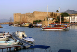 Harbour and Castle, Kyrenia (Girne), North Cyprus Photographic Print by Peter Thompson