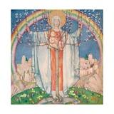 La Madonna Di Promessa, C1890-1914, (1914) Giclee Print by Edward Reginald Frampton