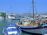 Elounda, Crete, Greece Photographic Print by Peter Thompson