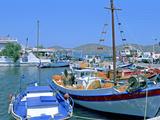 Elounda, Crete, Greece Photographic Print by Peter Thompson
