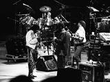 Miles Davis, Royal Festival Hall, London, 1987 Reproduction photographique par Brian O'Connor