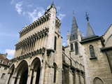 Church of Notre Dame, Dijon, Burgundy, France Photographic Print by Peter Thompson