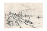 Maldon, Essex, C1879-1898, (1898) Giclee Print by Edward William Charlton