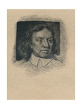Oliver Cromwell, (1599-1658). English Military Leader and Politician, 1901 Giclee Print by Samuel Cooper
