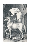 The Small Horse, 1505 Giclee Print by Albrecht Dürer