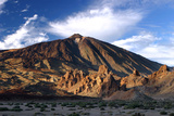 Mount Teide Volcano, Parque Nacional Del Teide, Tenerife, Canary Islands, 2007 Photographic Print by Peter Thompson
