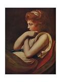Emma, Lady Hamilton, C1785 Giclee Print by George Romney