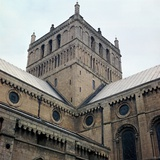 Lantern Tower of Southwell Minster, 12th Century Photographic Print by CM Dixon