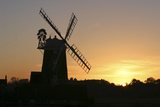 Cley Windmill, Cley Next the Sea, Holt, Norfolk, 2005 Photographic Print by Peter Thompson