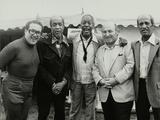 Duffy Jackson, Slam Stewart, Sonny Stitt, George Wein and an Unidentified Musician, London, 1979 Photographic Print by Denis Williams
