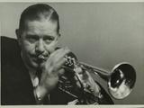 Portrait of American Cornet Player Wild Bill Davison, C1950S Photographic Print by Denis Williams