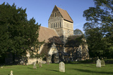 Church of St Lawrence, Castle Rising, Kings Lynn, Norfolk, 2005 Photographic Print by Peter Thompson