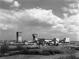 Cotgrave Colliery, Nottinghamshire, 1963 Photographic Print by Michael Walters