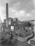 Wath Main Colliery, Wath Upon Dearne, Near Rotherham, South Yorkshire, 1956 Photographic Print by Michael Walters