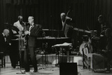 The Ted Heath Orchestra in Concert, London, 1985 Photographic Print by Denis Williams