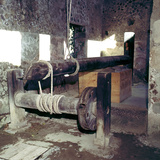 Wine-Press in a House in Pompeii, Italy Photographic Print by CM Dixon