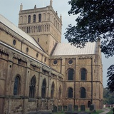 Southwell Minster in Nottinghamshire, 12th Century Photographic Print by CM Dixon
