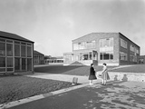 The New Generation of Schools, Swinton, South Yorkshire, 1960 Photographic Print by Michael Walters