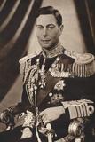 His Majesty King George Vi, C1936 Papier Photo par Captain P North