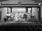 Production of Shakespeares Twelfth Night, Worksop College, Derbyshire, 1960 Photographic Print by Michael Walters