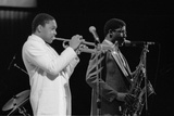 Wynton Marsalis (T Williams), Capital Jazz Festival, Rfh, London, 1988 Photographic Print by Brian O'Connor