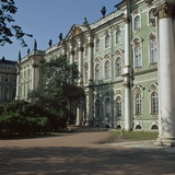 The Hermitage in St Petersburg, 18th Century Photographic Print by CM Dixon