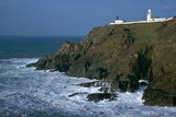 Pendeen Lighthouse Reproduction photographique par CM Dixon